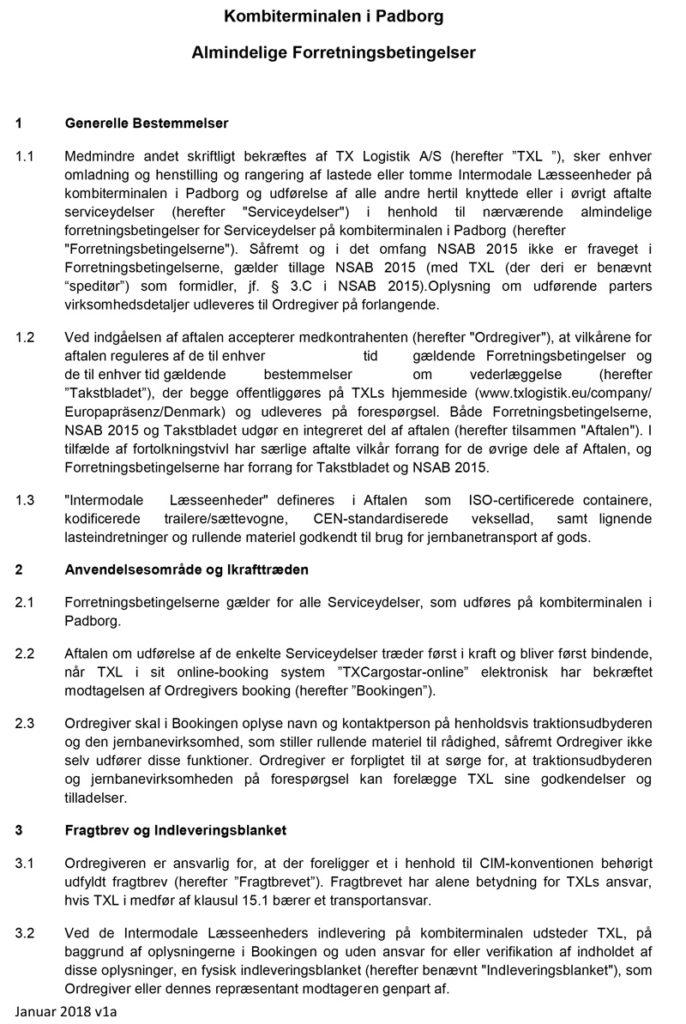 Almindelige-Forretningsbetingelser-Terminal-Padborg