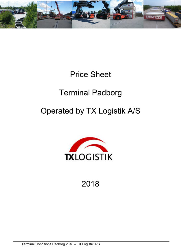 Pricesheet-Terminal-Padborg-2018-English