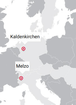 Fahrplan Kaldenkirchen-Meldzo
